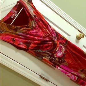 Desigual Bodycon Multicolor Dress